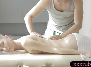 massage, oil, lubricant Massage